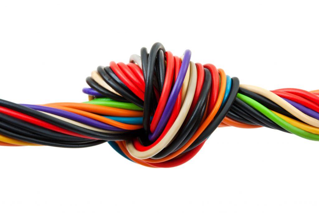 Colores y significados de los cables eléctricos